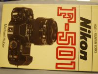 Nikon F501 Hove Instructions £3.49
